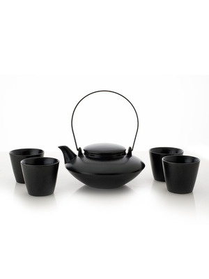Japanese tea set.