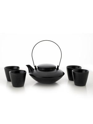 Japanese tea set.