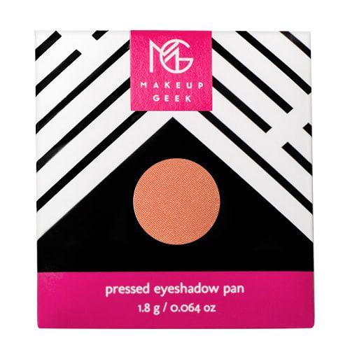 Makeup Geek Eyeshadow Pan - Mango Tango #BBxMakeupGeek
