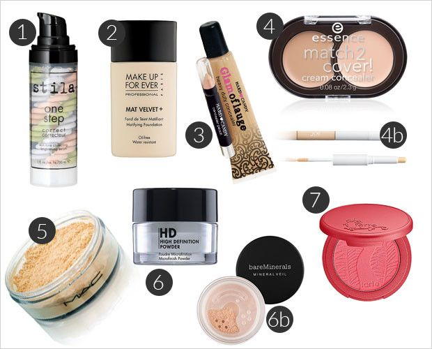 Handling Break Outs Part 2: Full Coverage Makeup Routine
