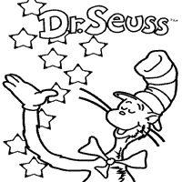 Best 25+ Dr seuss coloring pages ideas on Pinterest | Dr seuss hat ...