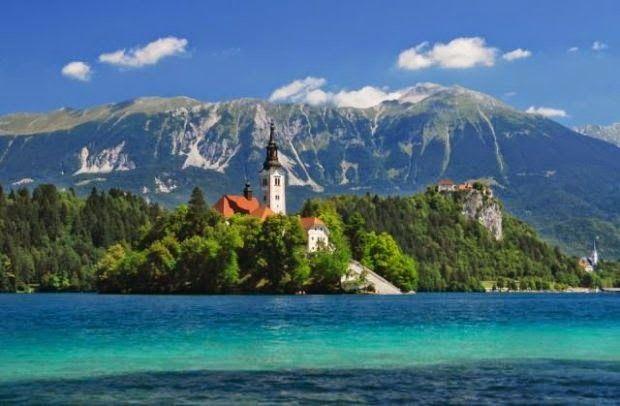 Słowenia - nie myl ze Słowacją!