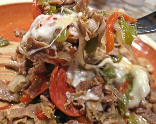 Philly Cheesesteak Casserole – Low Carb Recipe