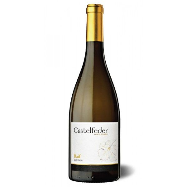 "Sauvignon IGT Vigneti delle Dolomiti ""Raif"" - #Castelfeder Südtirol"