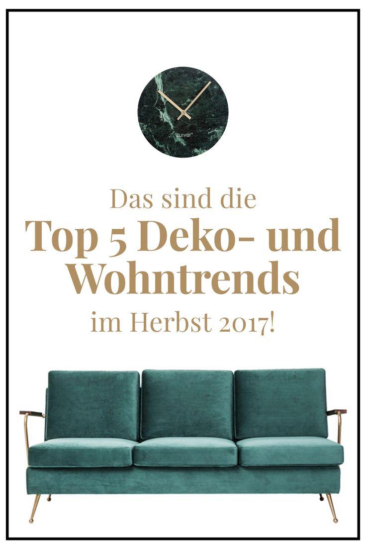 Das sind die Top 5 Deko- und Wohntrends im Herbst 2017, Deko Trends, Wohntrends, Einrichtungstrends, Style Blog, Interior Magazin, Interior Blog, www.whoismocca.com