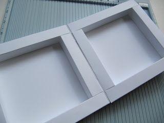 Creating a fabulous shadowbox. Scor-pal: Scor-Pal & Fancy Pants Designs Week - Day 2