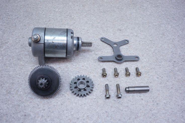 http://motorcyclespareparts.net/2004-04-husqvarna-husky-tc450-tc-450-engine-electric-start-starter-motor/2004 04 #Husqvarna Husky TC450 TC 450 Engine Electric Start Starter Motor