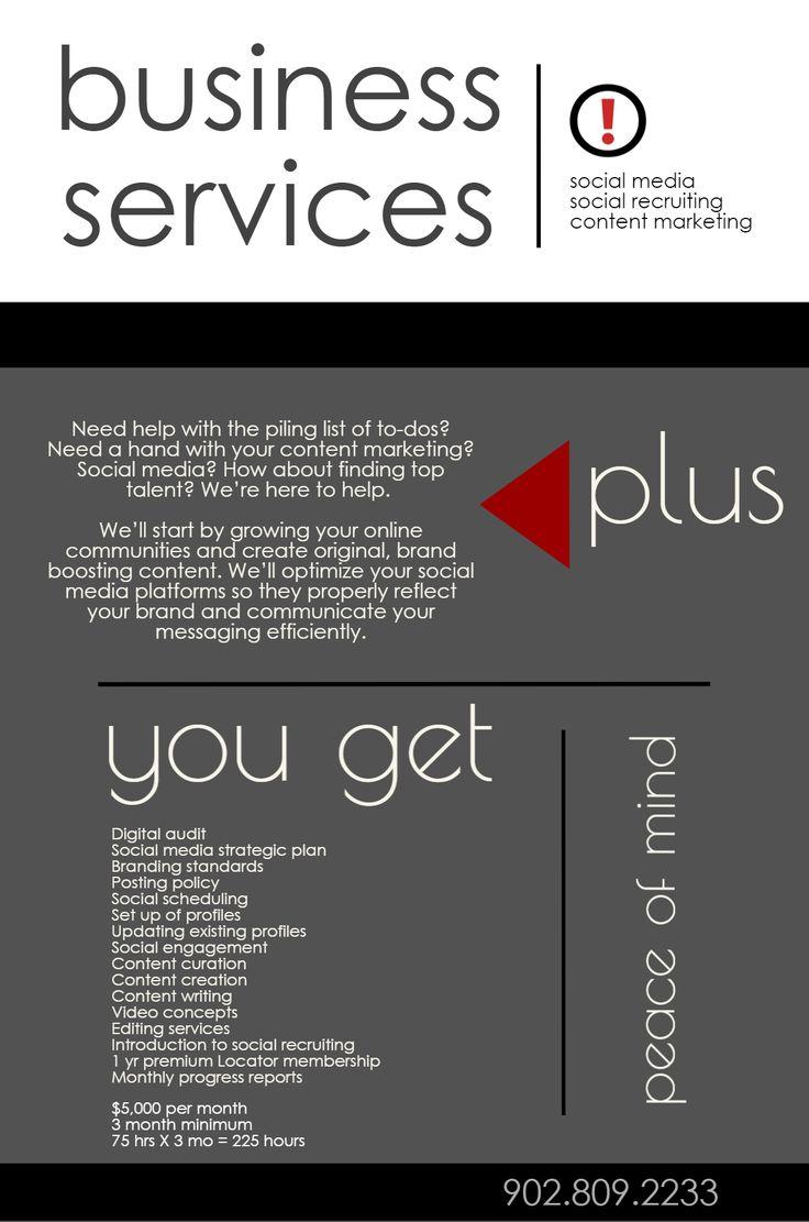 Business Services - Plus