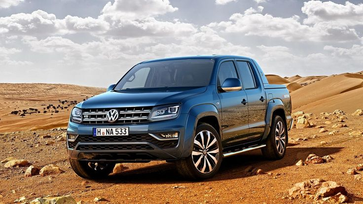 VW reveals possible plan to release Amarok pickup in the US