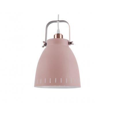 Leitmotiv hanglamp Mingle roze S