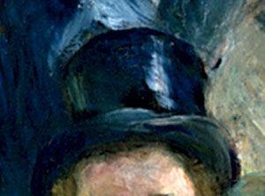 Цилиндр. Говорят, когда в 1797 году создатель цилиндра англичанин Джон Гетерингтон впервые вышел в нем на улицу, то своим видом напугал дам до обмороков и был оштрафован. Но в XIX веке цилиндр обрел популярность. Легкое дыхание: 12 загадок картины Ренуара | Публикации | Вокруг Света