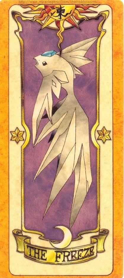 Clow Card ~ The Freeze
