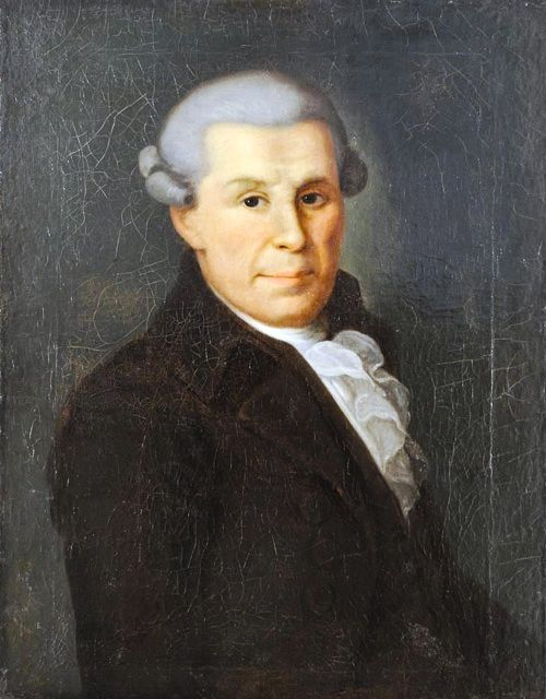 Портрет П.М. Римского-Корсакова.