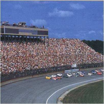 Michigan Speedway  Jackson, Michigan