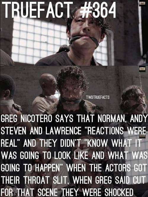 TWD True Fact about The Walking Dead season 5 premiere!