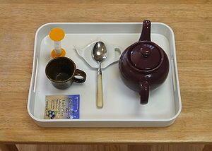 Making Tea - MontessoriAlbum
