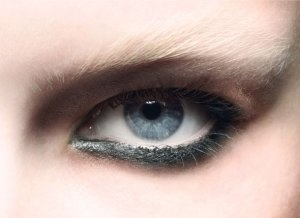 Bleached Blonde Eyebrows