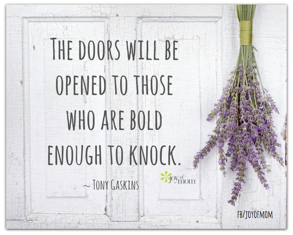 Pin by Joy of Mom on joy of mom | Courage quotes, Be bold ...