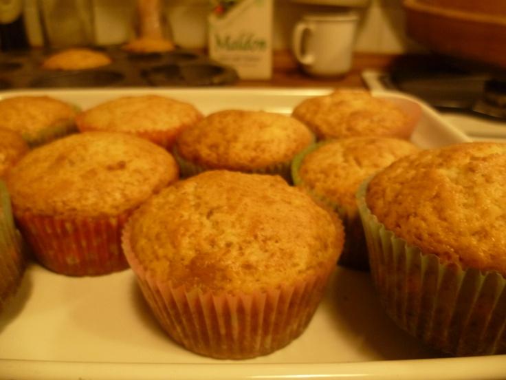Ginger & Lemon Muffins | Favorite Recipes | Pinterest