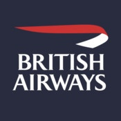British Airways app for iPhone
