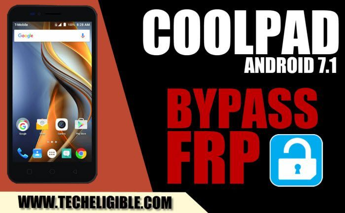Bypass Google Account Coolpad MetroPCS Android 7 1 (Coolpad