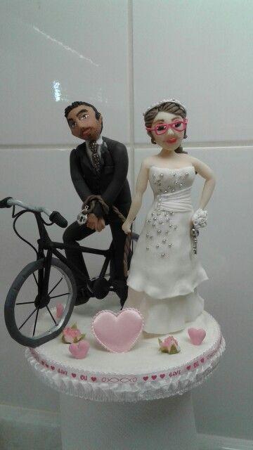 Novio ciclista