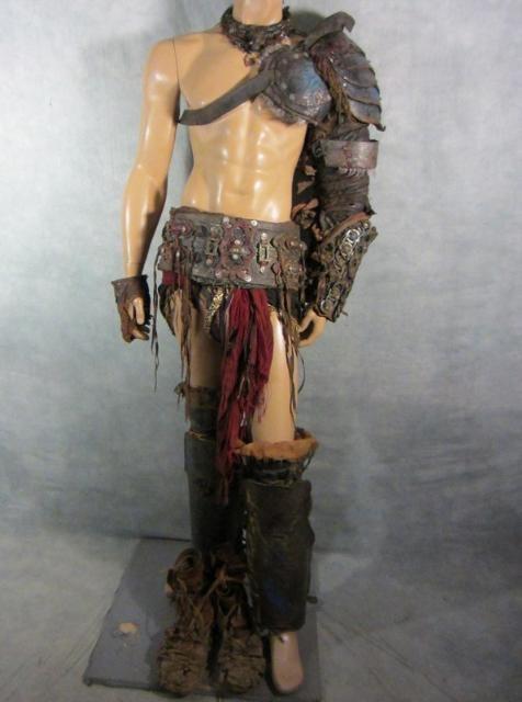 Spartacus Halloween Costume