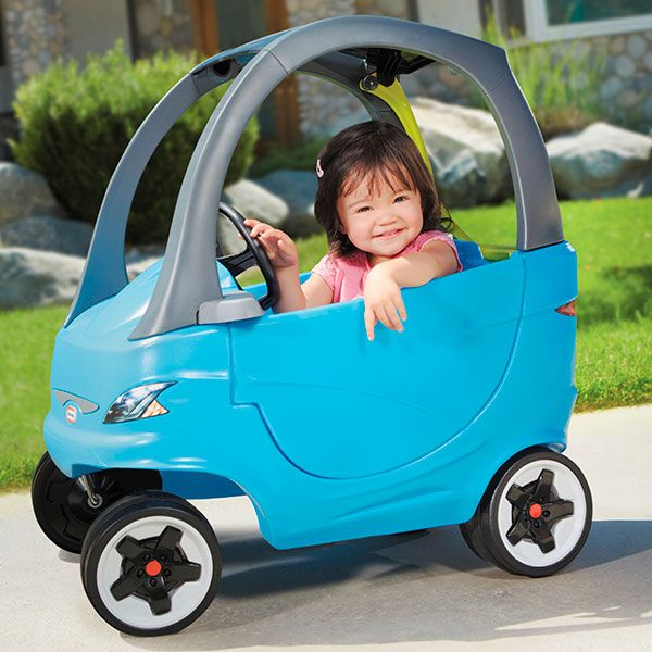 Cozy coupe sport azul
