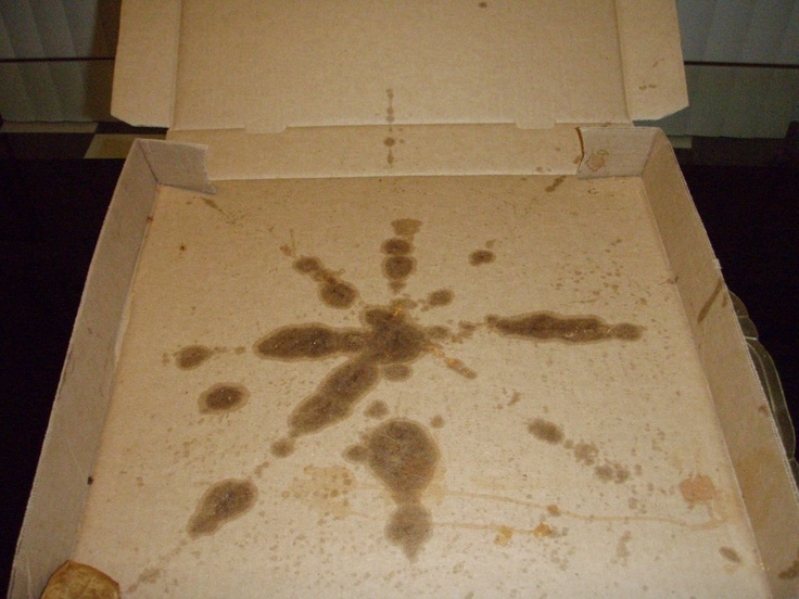 Who ate my pizza? If this was your pizza box, which pizza would it ...