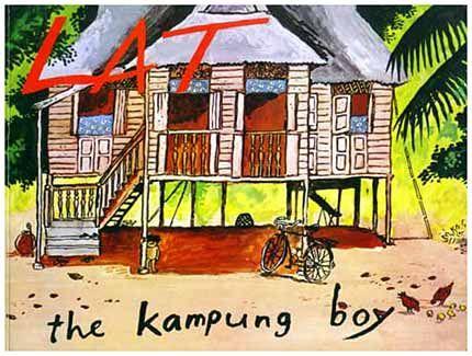 Kampung boy, by Lat