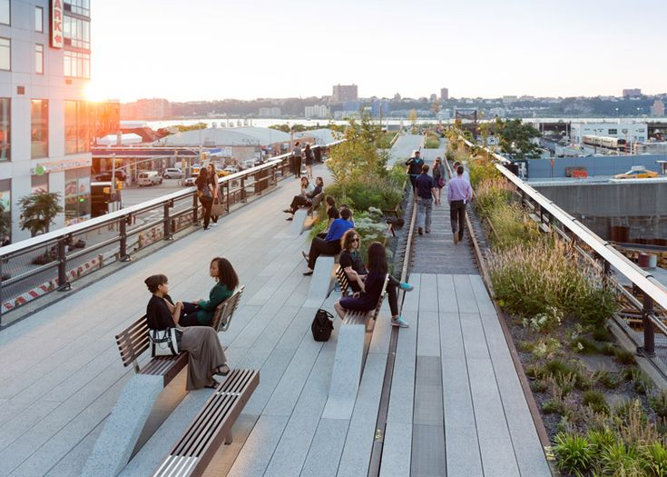 Third and final stretch of New York's High Line opens.