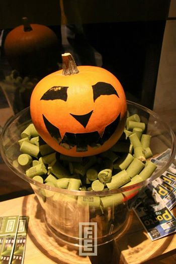 Halloween no FÉ. Good idea!!!!