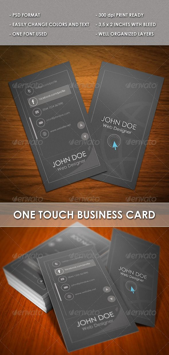 93 best print templates images on pinterest print templates one touch business card modern business cardsprint templatesfont pronofoot35fo Gallery