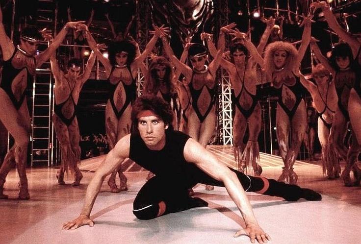 John Travolta ~ Staying Alive