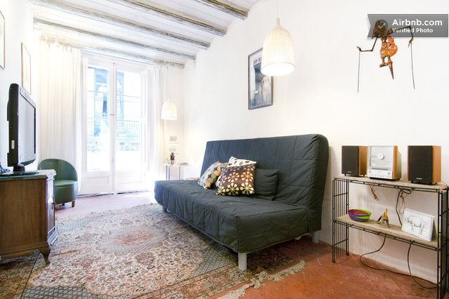 lovely apartment in Gothic quarter in Barcelona