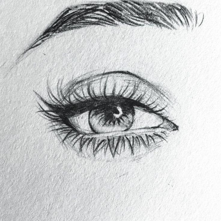 👁 #portrait #sketch #illustration #painting #dr…