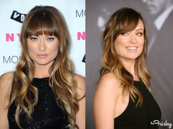 dont care for the bangs. LOVE the color.