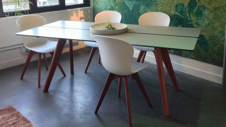 Table outdoor Adelaïde BoConcept collection printemps été 2016 jungle urbaine