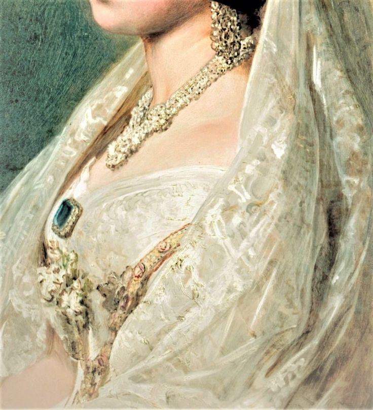 Queen Victoria by Franz Xavier Winterhalter