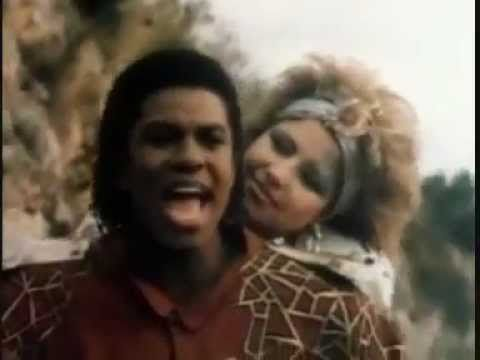 Pia Zadora and Jermaine Jackson - When The Rain Begins to Fall ~ The video is cheesy, but the memories come flooding back whenever I hear the music...♥