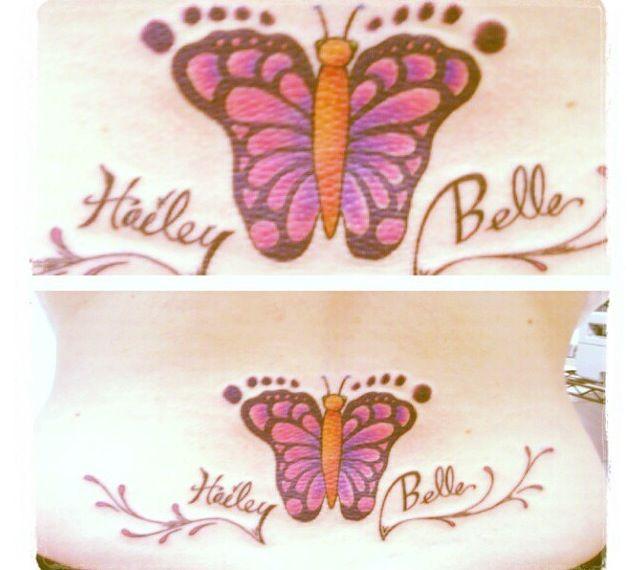Tattoo Ideas New Baby: Best 25+ Baby Girl Tattoos Ideas On Pinterest