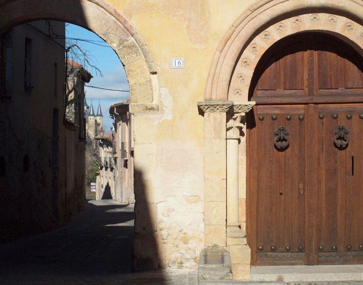 Segovia. Detalles