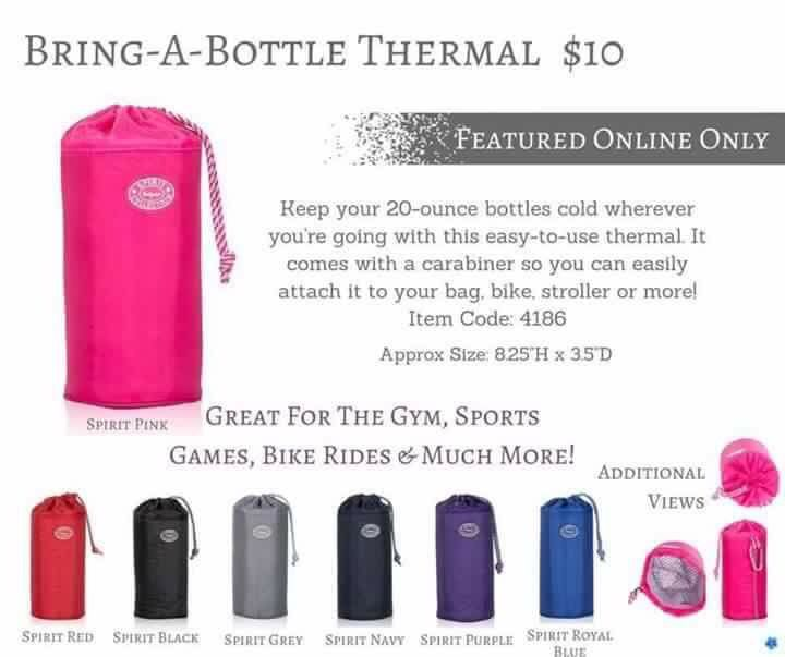 Bring-A-Bottle Thermal