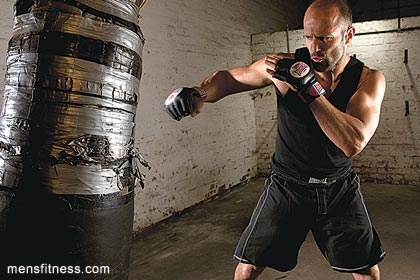 I need to get back in to boxing! Jason Statham, can you be my coach?!?!