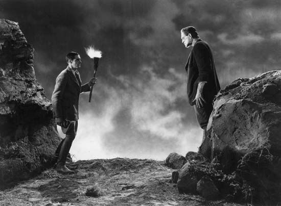 """frankenstein creation is the beginning destruction The resulting creature-called """"frankenstein""""-is an uncontrollable, murdering  to  the movie versions of the story, beginning with universal pictures's frankenstein   to """"destruction and infallible misery"""" and """"mankind will be happier without it."""