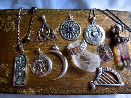 Wiccan Symbols For Protection | Amulets, Talismans & Symbolic Charms