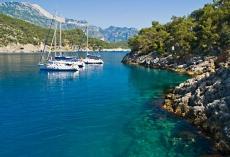 Bareboat charter in Turkey. OK, we're off soon!