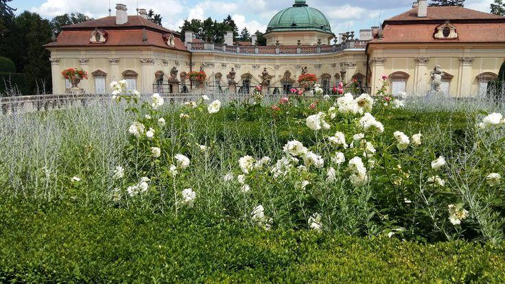 Zamek Buchlovice (chateau and garden) - Czech Republic
