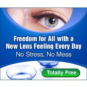 Free Contact Lenses for a Month - http://getfreesampleswithoutsurveys.com/free-contact-lenses-for-a-month