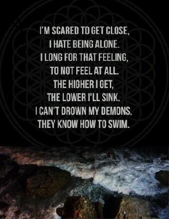 I´ m scared..